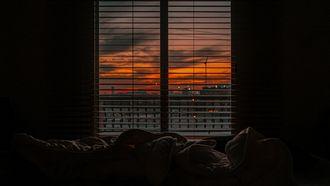 ochtend zonsopkomst