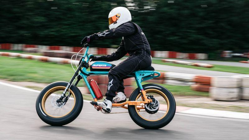 Elektrische fiets Super73