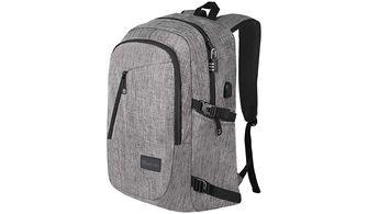 Macro Anti-Theft Laptop Backpack slimme rugzak