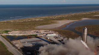 SpaceX Starship prototype