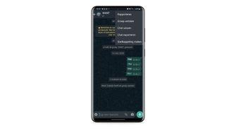 Telegram WhatsApp Android