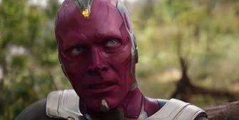 Avengers Vision Marvel Disney