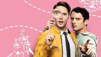 Netflix Dirk Gently's Holistic Detective Agency