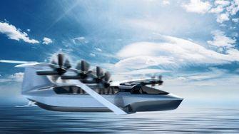 elektrisch veerboot seaglider