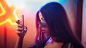 Smartphone beeldscherm