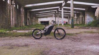 Neematic elektrische fiets