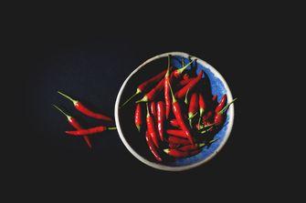 Spaanse chili peper