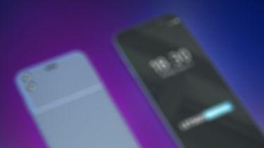 Buigbare Samsung smartphone smartwatch