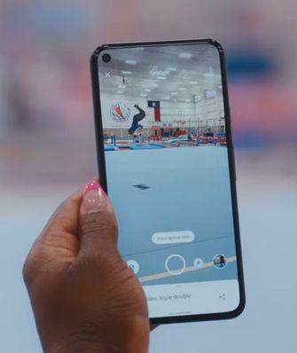 Google I/O AR