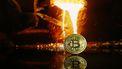 Bitcoin daling