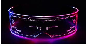 LED-zonnebril AliEXpress