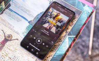 Honor View 20 review muziek