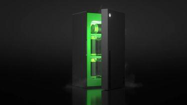 Xbox Series X koelkast