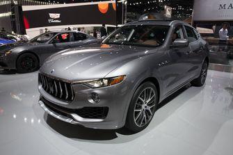 elektrische Maserati SpA Levante hybrid
