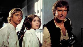 Star Wars Mark Hamill Netflix
