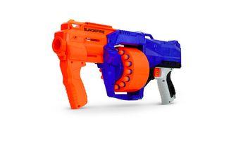 Action NERF gun