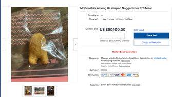 ebay among us kipnugget