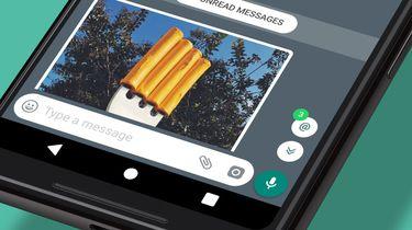WhatsApp groepen update features