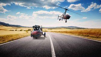 Pal-V vliegende auto