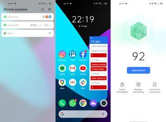 Screenshot Realme UI