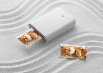 Xiaomi pocket printer