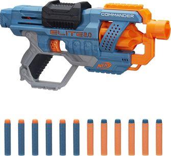 NERF Elite 2.0 Commander RD 6 Blaster