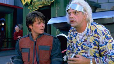 Sci-fi klassieker Back To The Future Part II