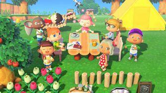 Animal Crossing New Horizons Nintendo Switch Black Friday