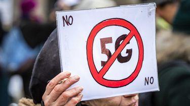5G Nederland telecom
