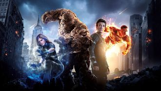 Fantastic Four superheldenfilms