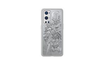 OnePlus 9 Pro silver case