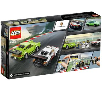 2018 LEGO Speed Champions