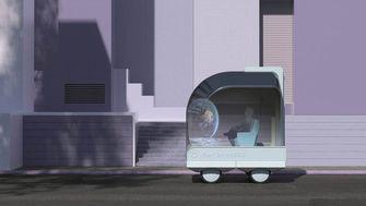 Ikea Play zelfrijdende auto