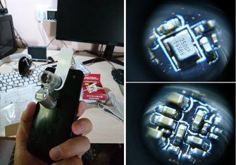 Microscoop smartphone