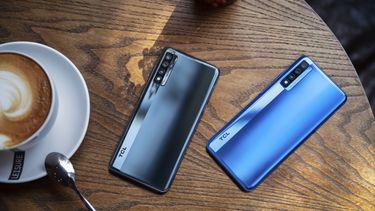 TCL smartphones 2021