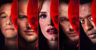 IT Chapter Two Jessica Chastain