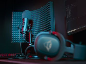 Trust GXT 259 Rudix Studio Microphone