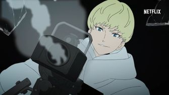 Netflix anime serie