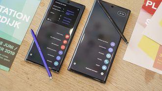 Samsung Galaxy Note 10 (Plus) video S Pen