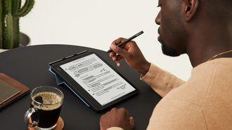 Review: de Kobo Elipsa, eReader en slim notitieblok in één