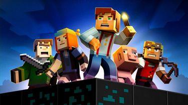 Minecraft: Story Mode beschikbaar op Netflix
