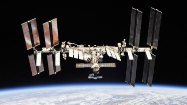 NASA ISS International Space Station