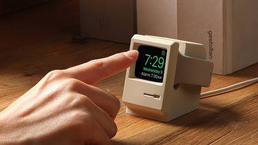 Apple Watch lader