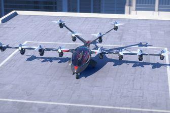 Joby Aviation Uber elektrisch vliegtuig