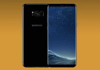 Want Awards Samsung Galaxy S8