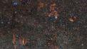 sterren explosie radiosignalen diamanten