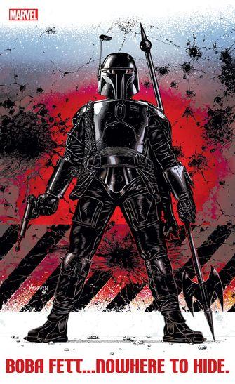 Boba Fett teaser Marvel Star Wars