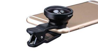 smartphone lens fisheye