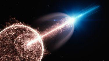 Ster Gamma-ray burst