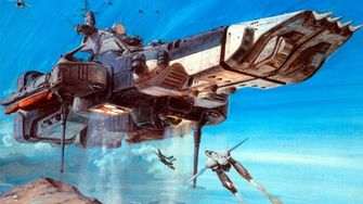 Robotech science-fiction remake